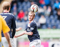 Falkirk's Craig Sibbald.<br /> half time : Falkirk v Cowdenbeath, Scottish Championship game played today at The Falkirk Stadium.<br /> &copy; Michael Schofield.