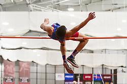 Boston University John Terrier Classic Indoor Track & Field: mens high jump UMass Lowell