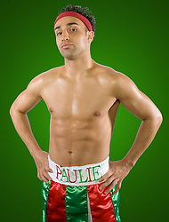 Junior Welterweight contender Paulie Malignaggi