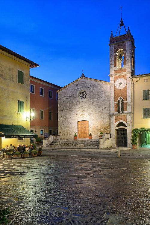 Tuscany,Siena Province,Italy,Europe