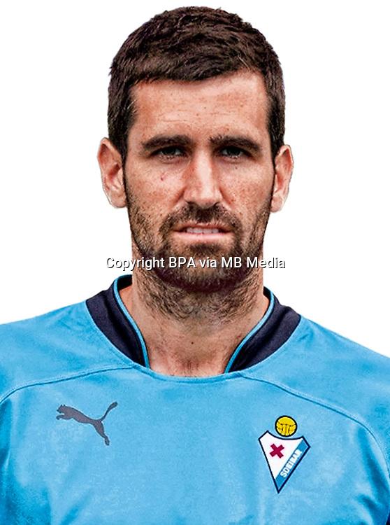 Spain - Liga BBVA 2015-2016 / <br /> ( S.D. Eibar ) - <br /> Asier Riesgo Unamuno