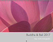 Buddha & Bali | 2017 Calendar