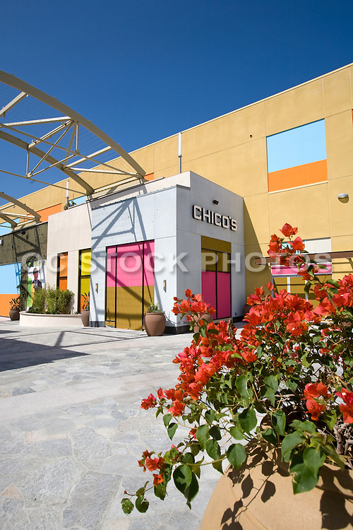 Chico's Clothing Store at Anaheim Garden Walk