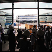 Visita guidata al cantiere della facoltà di Giurisprudenza e Scienze Politiche area ex Italgas. ..