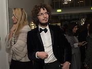 VIERA GOULANDRIS; NICHOLAS GOULANDRIS, Peter Doig  was the fourth artist to receive the  annual Art Icon award. Whitechapel Gallery. London.  26 january 2017
