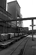 Brodsworth Colliery. British Coal Doncaster Area. 20.07.1990.