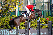 Maurice Tebbel - Don Diarado<br /> FEI Jumping Nations Cup Final 2019<br /> © DigiShots