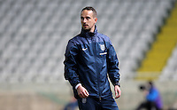 Fifa Womans World Cup Canada 2015 - Preview //<br /> Cyprus Cup 2015 Tournament ( Gsp Stadium Nicosia - Cyprus ) - <br /> Australia vs England 0-3   //  Mark Sampson - Coach of England