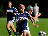 Visitation Academy vs St. Dominc HS girls' soccer