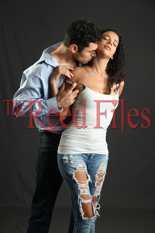 The Reed Files Interracial Stock