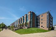Templeman Library Extension & Refurbishment, University of Kent. Architect: Penoyre & Prasad.
