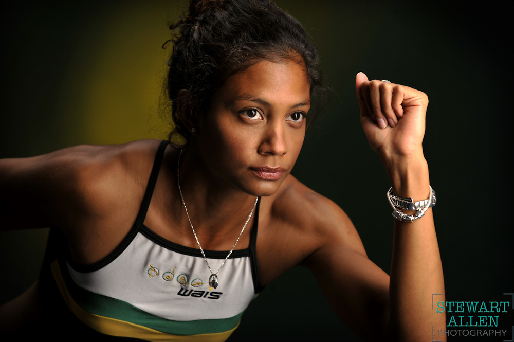 23/05/2009 SPORT: SPORT Jody Henry is a young West Australian sprinter selected for the World Championships in 4x400m relay Story Glen Foreman