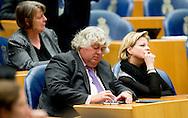 DEN HAAG - tweede kamer Ton Elias (VVD) copyright robin utrecht