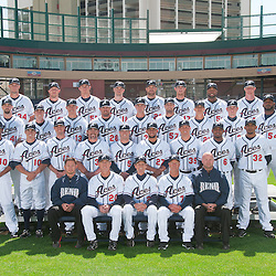 2011 - Reno Aces - Media Day