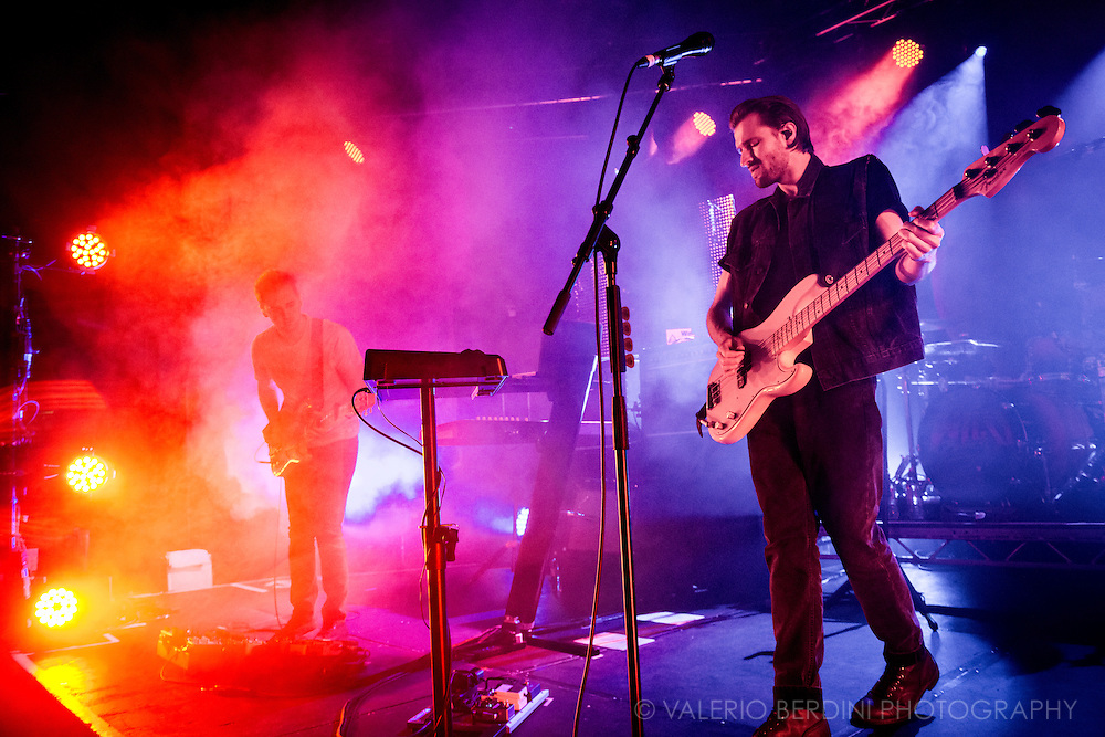 Wild Beasts playing the Cambridge junction on 10 oct 2016 touring their latest album Boy King