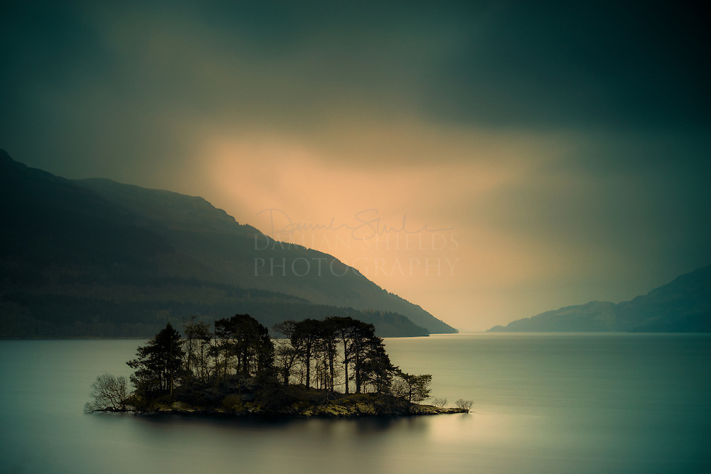 Tarbet Isle, Loch Lomond