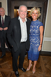 RICK STEIN and SARAH BURNS at the 2016 Fortnum & Mason Food & Drink Awards held at Fortnum & Mason, Piccadilly, London on 12th May 2016.
