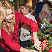 NLD/Amsterdam/20181206 - Sky Radio's Christmas Tree For Charity, Froukje de Both