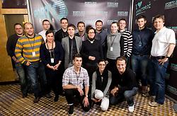 Sporto Team during Day two of Sporto  2010 - Sports marketing and sponsorship conference, on November 30, 2010 in Hotel Slovenija, Portoroz/Portorose, Slovenia. (Photo By Vid Ponikvar / Sportida.com)