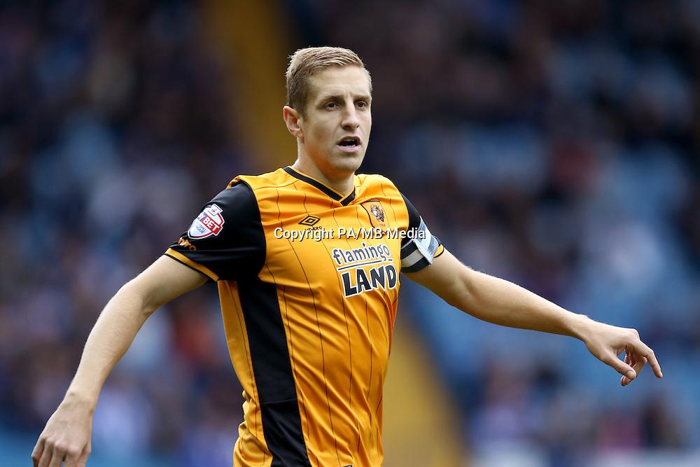 Hull City's Michael Dawson