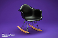 Eames RAR Black