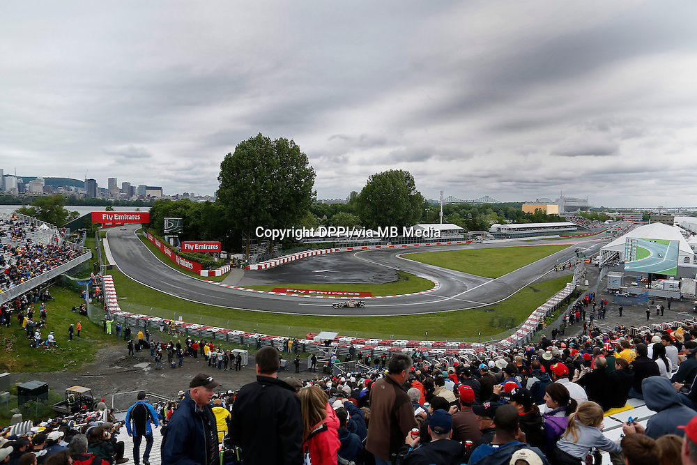 MOTORSPORT - F1 2013 - GRAND PRIX OF CANADA - MONTREAL (CAN) - 07 TO 09/06/2013 - PHOTO FRANCOIS FLAMAND / DPPI - AMBIANCE TRACK - PISTE