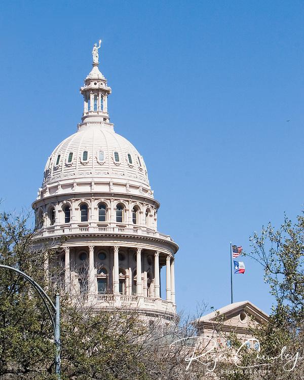 State Capital Building - Austin, Texas