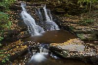 Seneca Falls, Ricketts Glen State Park, Pennsylvania