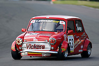 #53 Niven Burge Mini Miglia during the Dunlop Mini Miglia Challenge at Oulton Park, Little Budworth, Cheshire, United Kingdom. August 20 2016. World Copyright Peter Taylor/PSP.