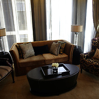 BEIJING, MARCH 18 :an executive suite in the new Sofitel in Beijing, March 18, 2008.