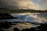 Keoneloa Bay in Po'ipu, Kauai