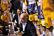 DESCRIZIONE : Vigevano Lega A2 2009-10 Playoff Miro Radici Fin. Vigevano - Trenkwalder Reggio Emilia<br /> GIOCATORE : Garelli<br /> SQUADRA : Vigevano<br /> EVENTO : Playoff Lega A2 2009-2010<br /> GARA : Miro Radici Fin. Vigevano - Trenkwalder Reggio Emilia<br /> DATA : 14/05/2010<br /> CATEGORIA : Allenatore<br /> SPORT : Pallacanestro <br /> AUTORE : Agenzia Ciamillo-Castoria/D.Pescosolido