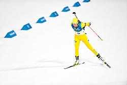 February 10, 2018 - Pyeongchang, South Korea - 180210 Hanna …berg of Sweden competes in the Women's Biathlon 7,5 km Sprint during day one of the 2018 Winter Olympics on February 10, 2018 in Pyeongchang..Photo: Petter Arvidson / BILDBYRN / kod PA / 87614 (Credit Image: © Petter Arvidson/Bildbyran via ZUMA Press)