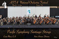 Pacific Symphony Santiago Strings