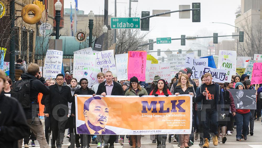 Martin Luther King Day, MLK, Wankun Sirichotiyakul Photo