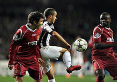 20121023 FC Nordsjælland - Juventus, Champions League