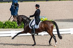 Kim Dongseon, KOR, Bukowski<br /> World Equestrian Games - Tryon 2018<br /> © Hippo Foto - Dirk Caremans<br /> 12/09/18