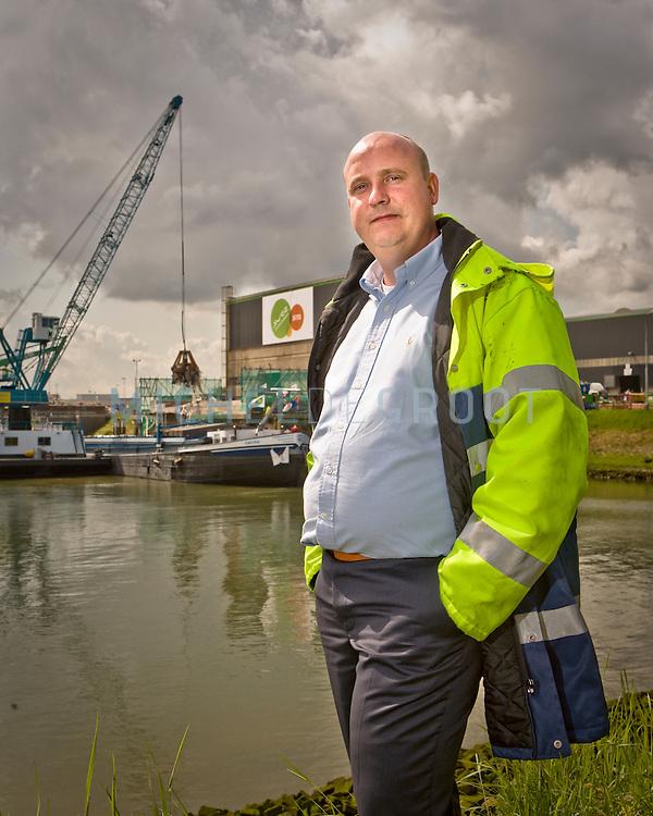 Marco Pols, Operationeel Manager SITA Transport B.V. (RuG)