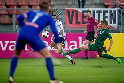 26-10-2016 NED: KNVB beker FC Utrecht, - Fc Groningen, Utrecht<br /> FC Utrecht heeft zich geplaatst voor de achtste finales van de KNVB-beker. De verliezend finalist van vorig seizoen rekende in stadion Galgenwaard af met FC Groningen, bekerwinnaar in 2015 / Richairo Zivkovic #9