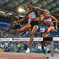CHEPKOECH Beatrice KEN 3000m Steeplechase Women <br /> Roma 31-05-2018 Stadio Olimpico  <br /> Iaaf Diamond League Golden Gala <br /> Athletic Meeting <br /> Foto Andrea Staccioli/Insidefoto