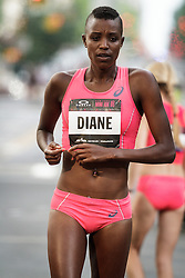 NYRR Oakley Mini 10K for Women: Diane Nukuri, Burundi, Asics,