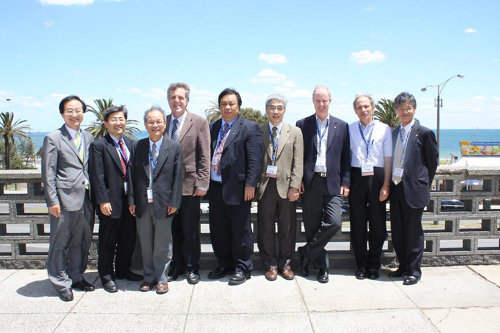 AO Week, Visiting Directors AO Synchrotrons.