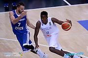 DESCRIZIONE: Trento Trentino Basket Cup - Italia Repubblica Ceca<br /> GIOCATORE: Awudu Abass<br /> CATEGORIA: Nazionale Maschile Senior<br /> GARA: Trento Trentino Basket Cup - Italia Repubblica Ceca<br /> DATA: 17/06/2016<br /> AUTORE: Agenzia Ciamillo-Castoria
