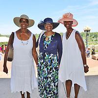 Joyce Marks, Annette Parker, Tamara Sheffield