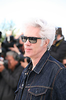 Director Jim Jarmusch.at Only Lovers Left Alive Photocall Cannes Film Festival On Saturday 26th May May 2013