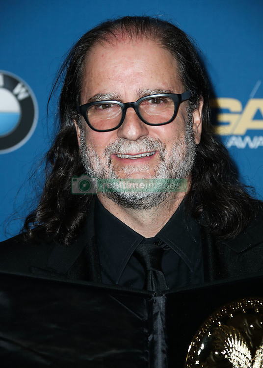 BEVERLY HILLS, LOS ANGELES, CA, USA - FEBRUARY 03: 70th Annual Directors Guild Of America Awards held at The Beverly Hilton Hotel on February 3, 2018 in Beverly Hills, Los Angeles, California, United States. 03 Feb 2018 Pictured: Glenn Weiss. Photo credit: IPA/MEGA TheMegaAgency.com +1 888 505 6342
