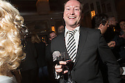 SCOTTIE VINCENT, Cocktails with Marilyn, viewing of photographs of Marilyn Monroe by Bert Stern, Eve Arnold, Douglas Kirkland, and Frank Worth presented by Zebra One Gallery. The Langham, London.