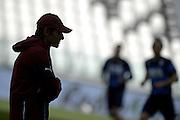 © Filippo Alfero<br /> Allenamento Nazionale italiana pre Italia-Inghilterra<br /> Torino, 30/03/2015<br /> sport calcio<br /> Nella foto: Antonio Conte