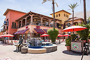 Mercado Plaza Downtown Palm Springs on Palm Canyon Drive