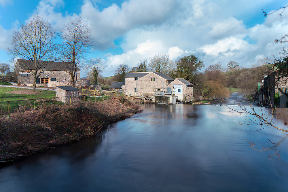 Heron Mill, Cumbria<br />